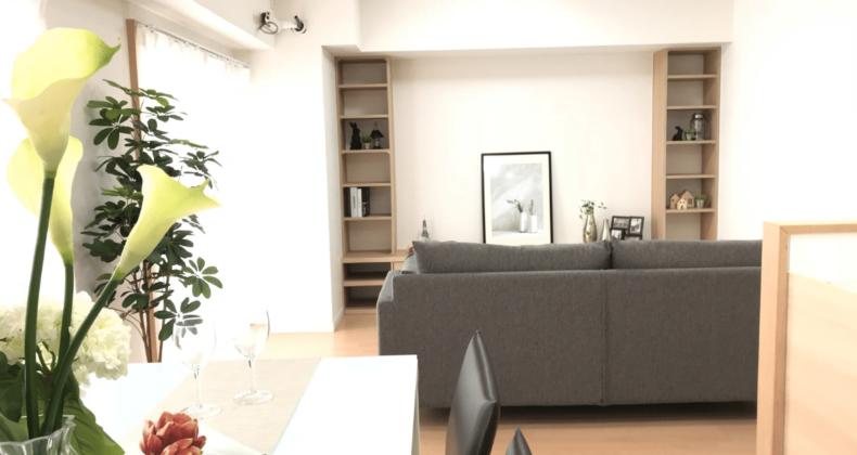株式会社建収屋の空室ホームステージングのサービス内容